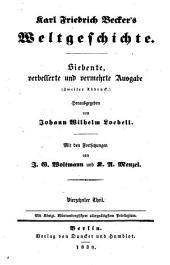 Karl Friedrich Becker's Weltgeschichte: Band 14