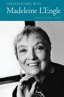 Conversations with Madeleine L Engle PDF