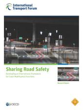 ITF Research Reports Sharing Road Safety Developing an International Framework for Crash Modification Functions: Developing an International Framework for Crash Modification Functions