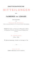 Fotografische Rundschau und Mitteilungen PDF