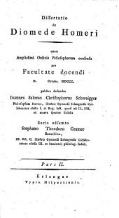 Dissertatio de Diomede Homeri: Page 2