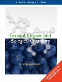 General  Organic  and Biological Chemistry  International Edition PDF