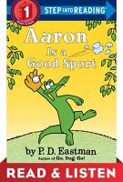 Aaron is a Good Sport  Read   Listen Edition PDF