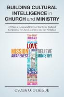 Building Cultural Intelligence in Church and Ministry PDF