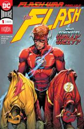 The Flash Annual (Rebirth) (2018-) #1