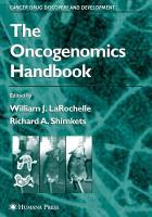 The Oncogenomics Handbook PDF