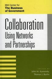 Collaboration: Using Networks and Partnerships