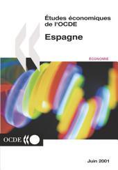 Études économiques de l'OCDE : Espagne 2001