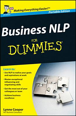 Business NLP For Dummies  UK Edition PDF