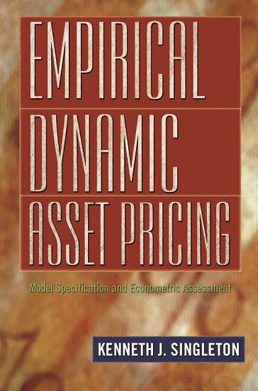 Empirical Dynamic Asset Pricing PDF