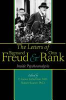 The Letters of Sigmund Freud and Otto Rank PDF