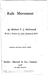 Ireland and the Home Rule Movement