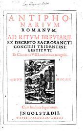 Antiphonarium Romanum