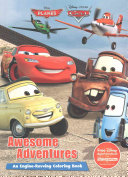 Disney Pixar Awesome Adventures  Cars and Planes  PDF