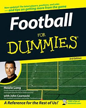 Football For Dummies   PDF