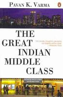 The Great Indian Middle Class PDF