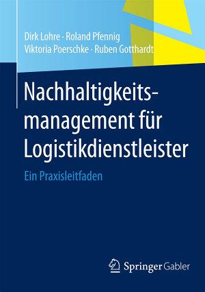 Nachhaltigkeitsmanagement f  r Logistikdienstleister PDF