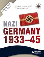 Enquiring History  Nazi Germany 1933 45 PDF