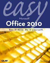 Easy Microsoft Office 2010 PDF
