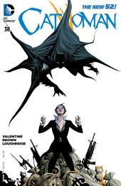Catwoman (2011-) #38