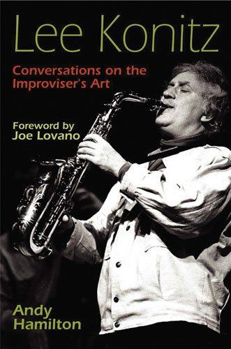 Download Lee Konitz Book