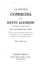 La Divina commedia: Volume 2