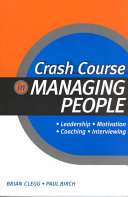 Crash Course in Managing People