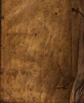 Vocación eclesiástica examinada con las Divinas Escrituras, Sagrados Concilios, Santos Padres, Bulas Apostólicas y principalnente con la novísima de nuesto Beatísimo Padre Inocencio XIII, que comienza, Apostolici Ministeri
