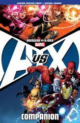 Avengers Vs  X Men Companion PDF