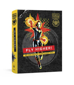 Captain Marvel Journal   Fly Higher