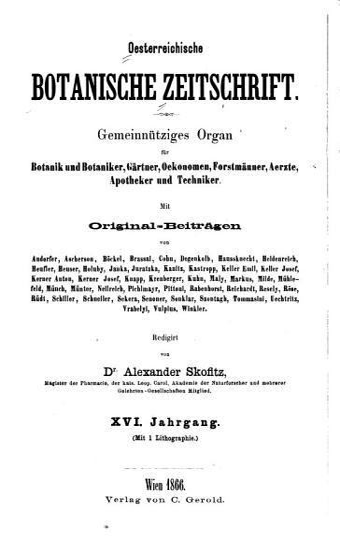 Plant Systematics and Evolution PDF