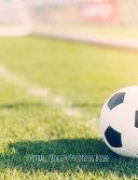 Football/Soccer Coloring Book