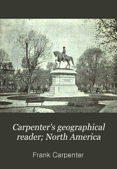 Carpenter's Geographical Reader: North America