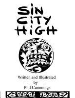 Sin City High PDF