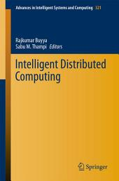 Intelligent Distributed Computing