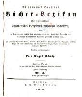 Bd  1835 41  Hrsg  von O  A  Schulz  1846 49  2 v PDF