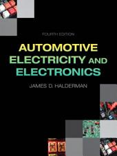 Automotive Electricity and Electronics: Edition 4