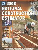 2006 National Construction Estimator PDF