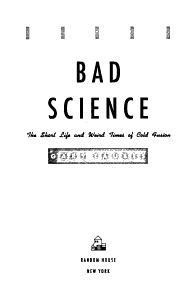 Bad Science Book