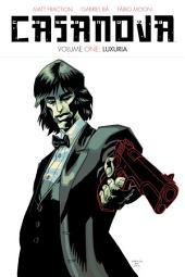 Casanova The Complete Edition Vol. 1: Luxuria