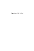 Expositions Of The Psalms 121 150 Vol 5
