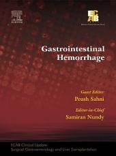 ECAB Gastrointestinal Hemorrhage - E-Book