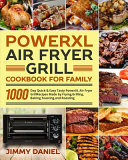 PowerXL Air Fryer Grill Cookbook for Family PDF