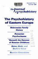 The Journal of Psychohistory PDF