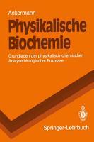 Physikalische Biochemie PDF