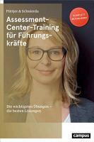 Assessment Center Training f  r F  hrungskr  fte PDF
