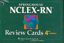 Springhouse NCLEX RN Review Cards