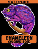 Chameleon Coloring Book (New & Expanded)
