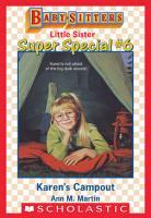 Karen s Campout  Baby Sitters Little Sister Super Special  6  PDF