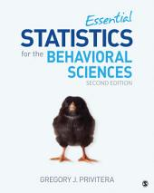 Essential Statistics for the Behavioral Sciences: Edition 2